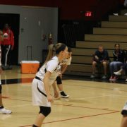 Girls varsity basketball: Team competes against Posnack