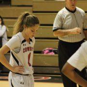 Girls varsity basketball: The Lady Cowboys take on McArthur