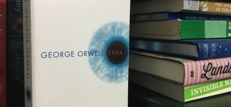 1984: The use of fiction to stimulate political discourse