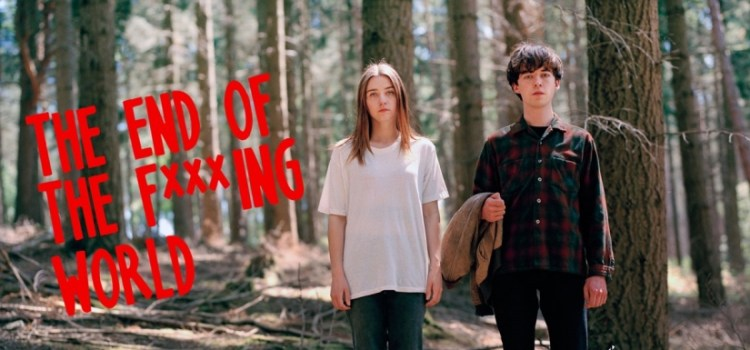 """The End of the F***ing World"": The brilliance of cockney accents and raw humor"