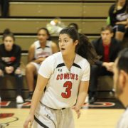 Girls varsity basketball: The Lady Cowboys take on South Broward