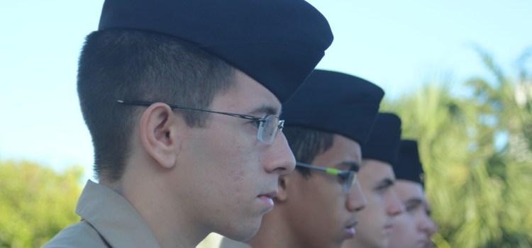Cadets make Cowboy Battalion history at Brain Brawl State Championships