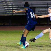 Girls varsity soccer: Lady Cowboys pummel Taravella Trojans