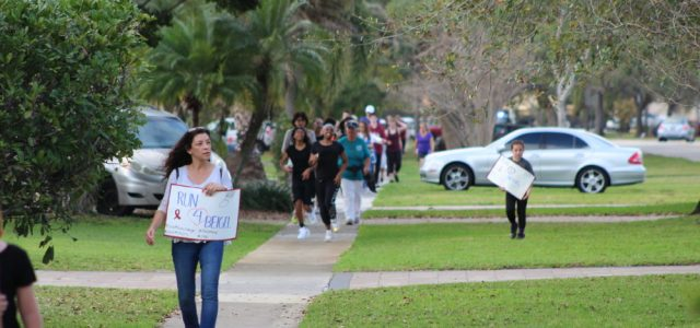 "Pioneer Middle School joins MSD in ""Walk 4 Beigel"" event"