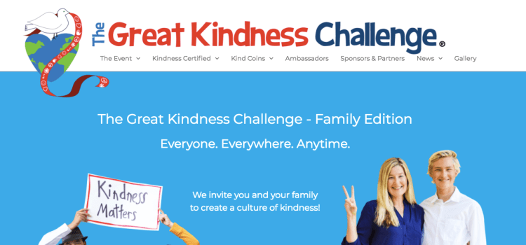 CCHS participates in the Great Kindness Challenge