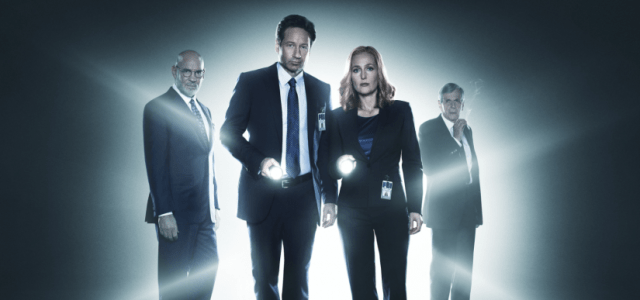 "The search for the truth continues: ""The X-Files"" comeback"