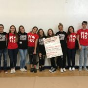 NHS to attend spring leadership convention