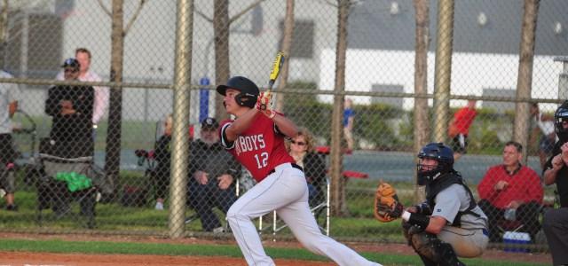 Varsity baseball loses regionals 5-0