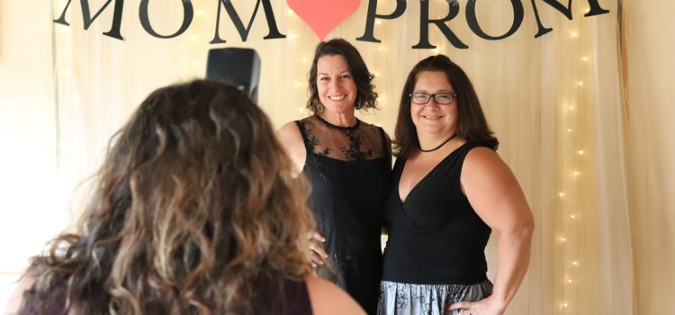 Local mothers host Mom Prom for charity