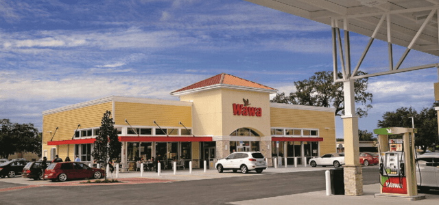 Cooper City goes gaga over Wawa
