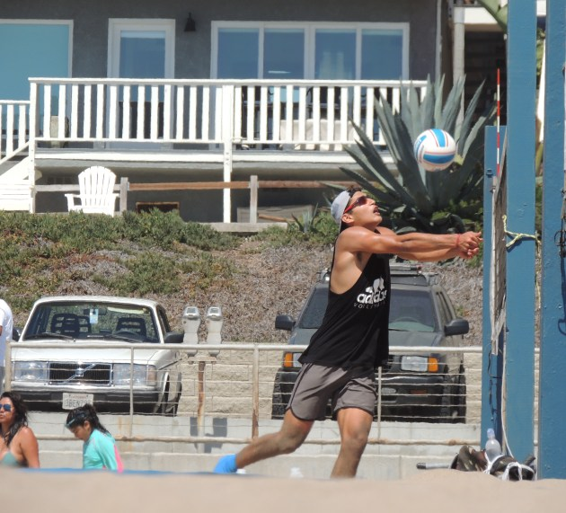 Can you dig it?: Dylan Zacca is a volleyballer