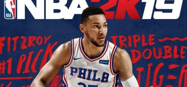 "2K goes for a slam dunk with ""NBA 2K19"""