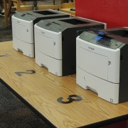 Printing in the school library will soon come with a fee