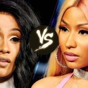 Shoe-throwing fight: Cardi B vs. Nicki Minaj