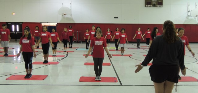 This class is a bit of a stretch: The new yoga elective is bringing opportunities to students