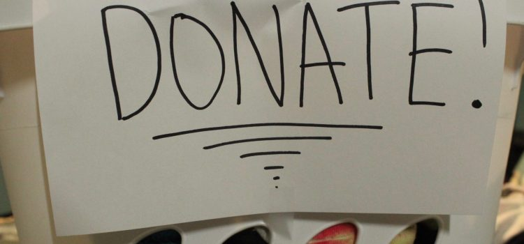 Socktober: FFEA tackles an issue that not many consider when donating to the homeless