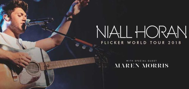 From flicker to flame: Former One Direction bandmate takes the stage as a solo artist