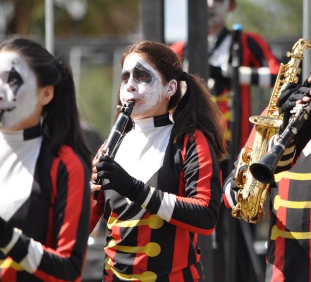 A love for music: Freshman Kiara Ryan makes Wind Ensemble