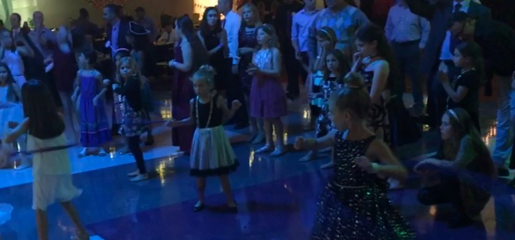 Cooper City's annual Daddy Daughter Dance