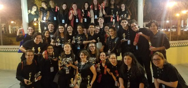 Troupe 0784 takes on districts and beyond