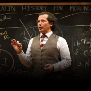 """Latin History for Morons"": Pride is something which can not only be found in the history of the Hispanic community, but in its present"