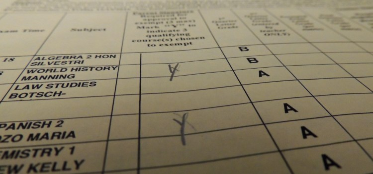 Students should be allowed more than three midterm exemptions