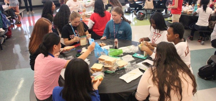 A week of giving: DECA supports the community with various service projects