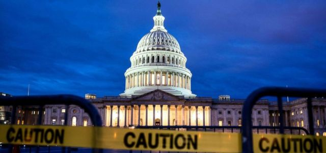 The effects of a lingering government shutdown on a people that can no longer sustain themselves