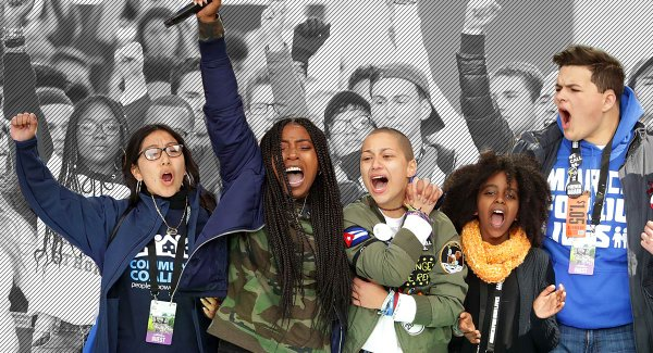 Too young, too naive, too ignorant: Teens are not too young to have a political opinion