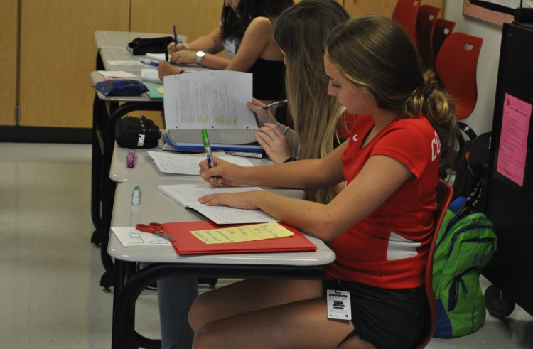 Teams should have a class for practice: Students are struggling to manage their academics and athletics