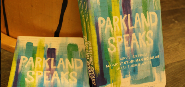 """Sorrow, healing and hope: The authors of """"Parkland Speaks"""" share their voices and art"""