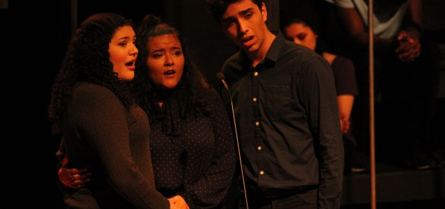 "CCHS Thespians break through with their emotional rendition of ""Daybreak"""