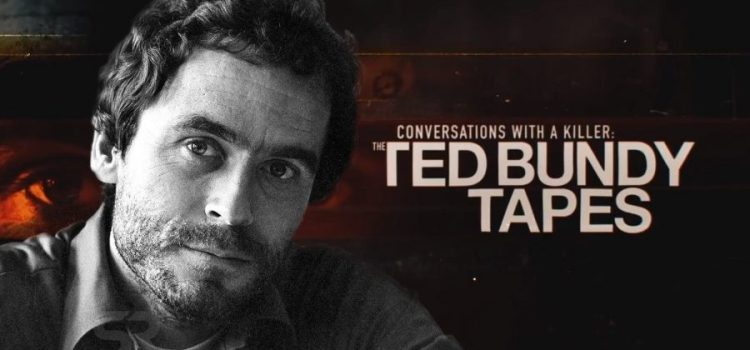 """Ted Bundy Tapes"": Netflix's cover on the case"