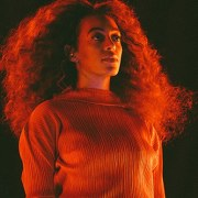 "Dynamic imagery of Houston: R&B singer Solange releases her new album ""When I Get Home"""