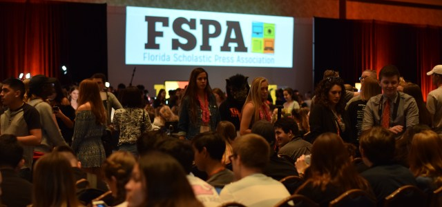 Competition and comradery: CCHS publications take home more than just awards from FSPA