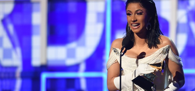 "From nothing to something: Cardi B's ""Invasion of Privacy"" wins Best Rap Album at 2019 Grammys"