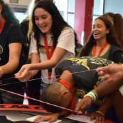 Come one, come all: CCHS hosts first Cowboy Corral to welcome new students