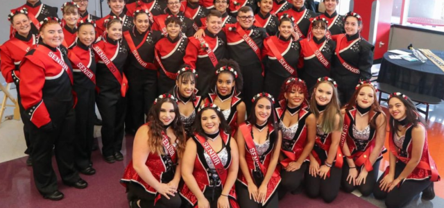 Music, madness and making memories: The Sound of Pride competes at BOA regional