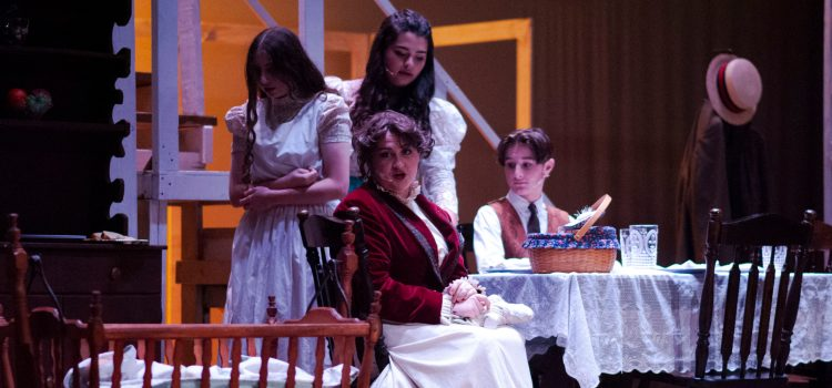 """A CCHS miracle: The Thespians take on """"The Miracle Worker"""""""