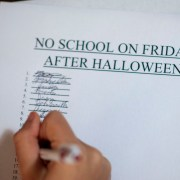 A petition to party?: BCPS urged to cancel school the day after Halloween