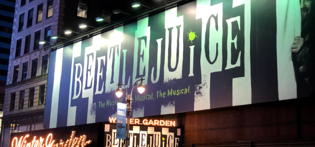 """Three shows, two days, one final bow: """"Beetlejuice,"""" """"Waitress"""" and """"Mean Girls"""" on Broadway"""