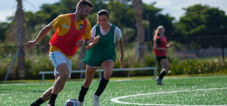 Cowboys kick off the soccer season with tryouts