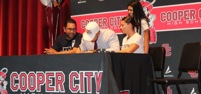 National Signing Day: CCHS student-athletes commit to colleges