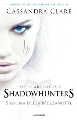 shadowhunters signora della mezzanotte