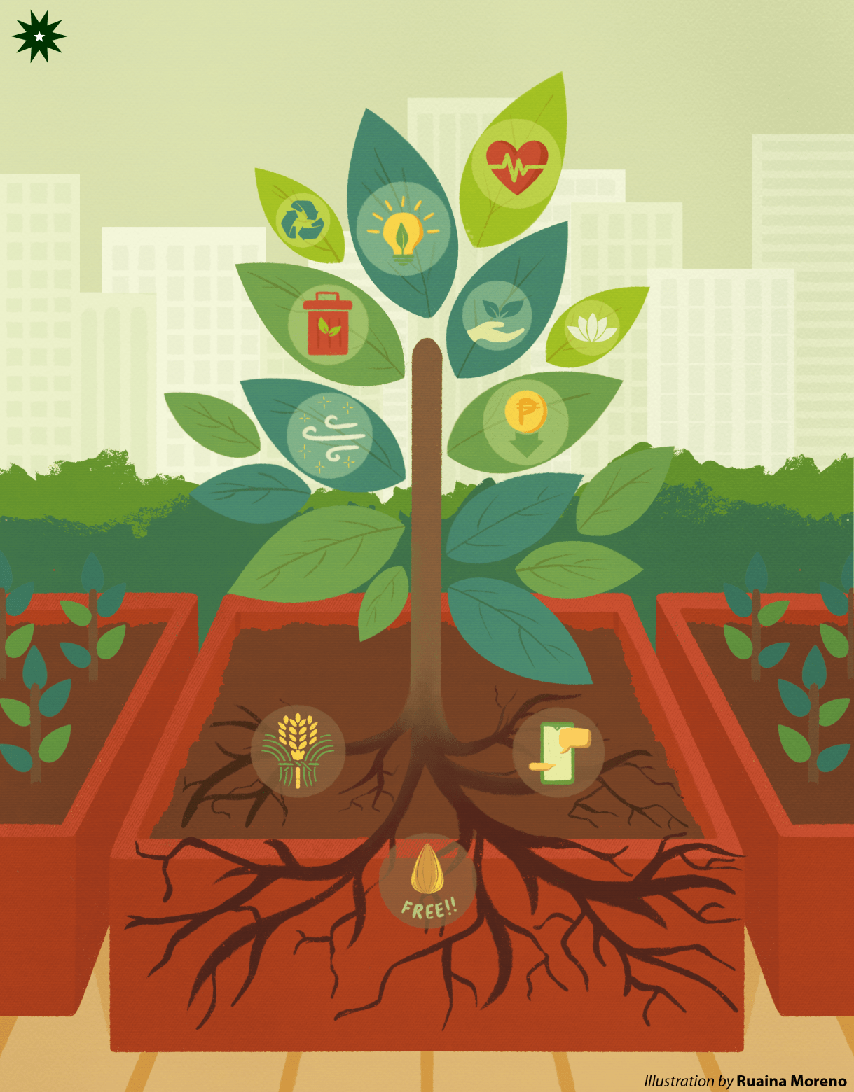 Heart and soil: Sowing the seeds of urban gardening