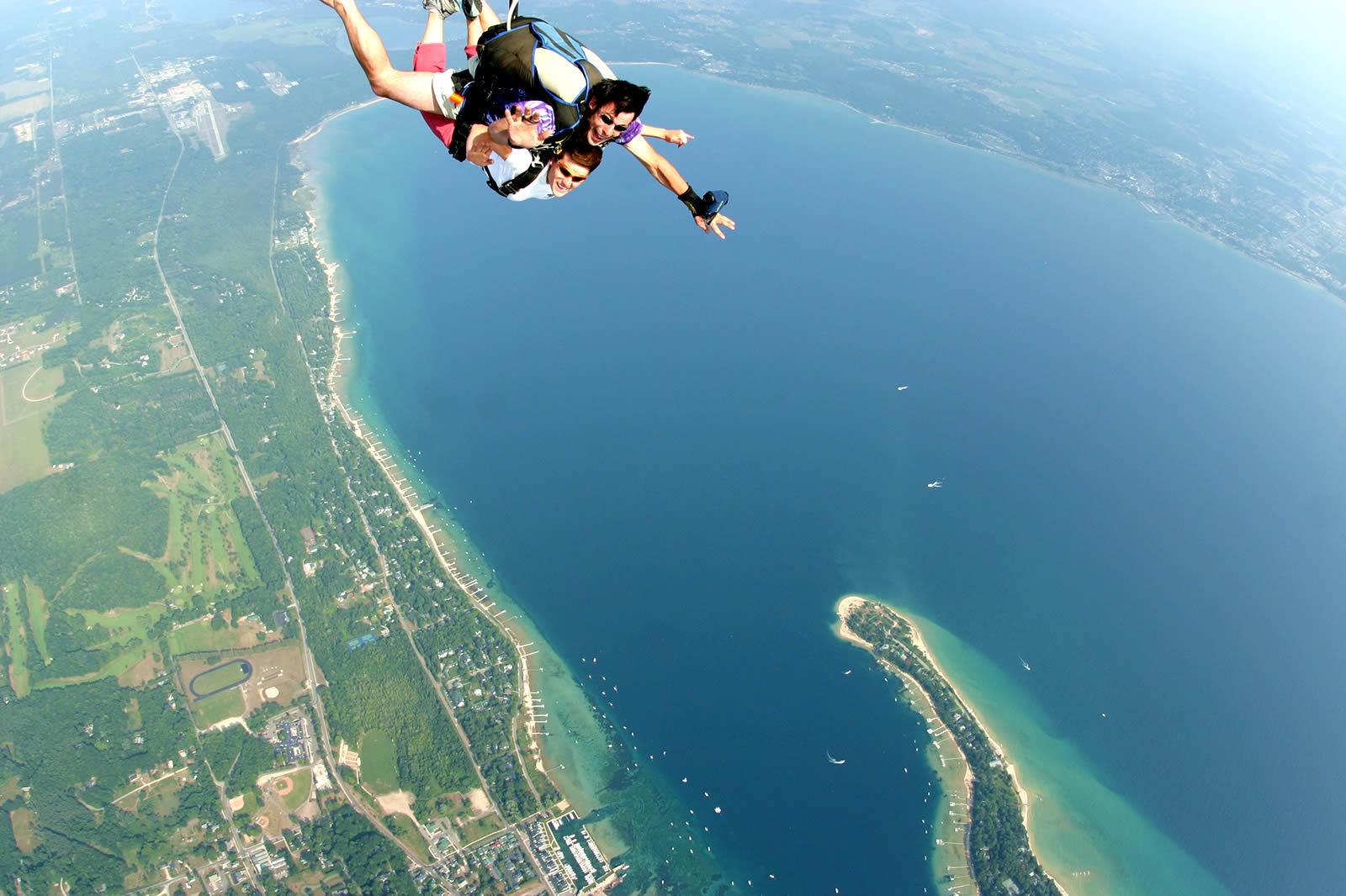 Fall Brithday Wallpaper Skydive Coastal California Life In Free Fall
