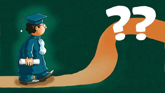 International degrees seek a path to employment