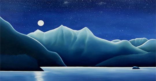 Into the Night – Corinne Wolcoski