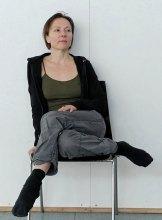 Swiss dance artist Rafaële Giovanola will discuss how her European origins influence her dance practice on Aug. 14 | Photo by Klaus Fröhlich, Co. Erasga