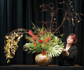 Sogetsu celebrates half a century of bringing the art of ikebana to Vancouverites. | Photo courtesy of Sogetsu Vancouver